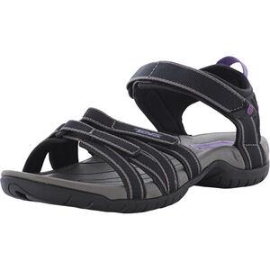 Teva Tirra Sandals Damen black/grey black/grey
