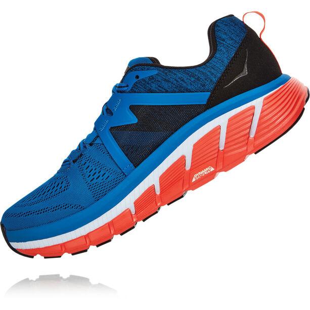 Hoka One One Gaviota 2 Schuhe Herren imperial blue/anthracite