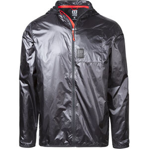 Topo Designs Ultralight Jacke Herren black black