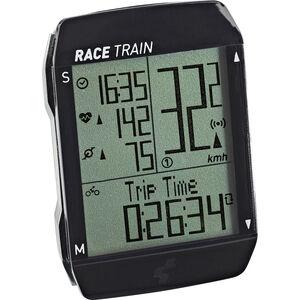 Cube Race Train Fahrradcomputer black