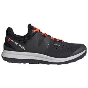 adidas Five Ten Access Lederschuhe Herren core black/solar red core black/solar red