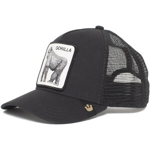 Goorin Bros. King Of The Jungle Trucker Cap black black