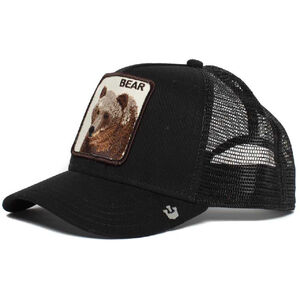 Goorin Bros. Big Bear Trucker Cap black black