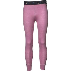 Isbjörn Husky Longjohn Baselayer Kinder dusty pink dusty pink