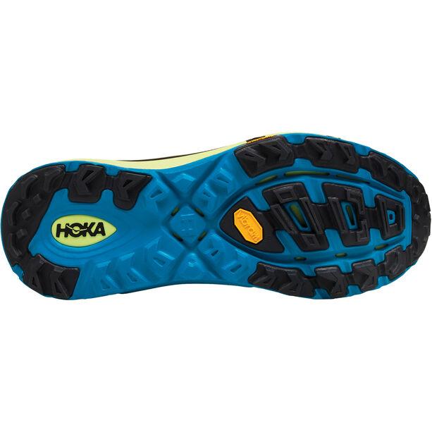 Hoka One One Mafate Speed 2 Running Shoes Herren nine iron/black