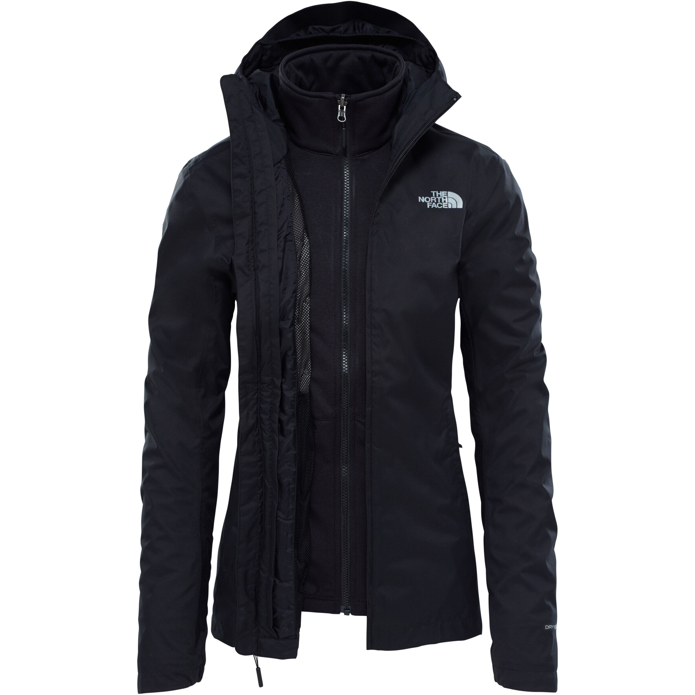 3 in 1 jacke damen north face