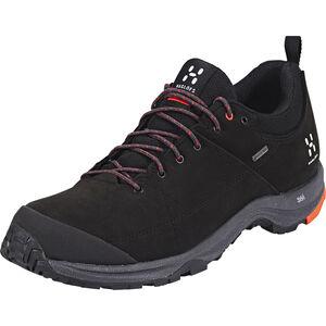 Haglöfs Mistral GT Shoes Damen true black/dynamite true black/dynamite