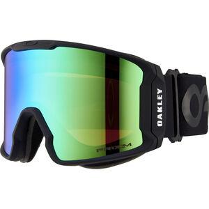 Oakley Line Miner Snow Goggles Herren matte black/w prizm jade iridium matte black/w prizm jade iridium