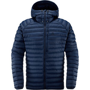 Haglöfs Essens Mimic Hooded Jacket Herren tarn blue tarn blue