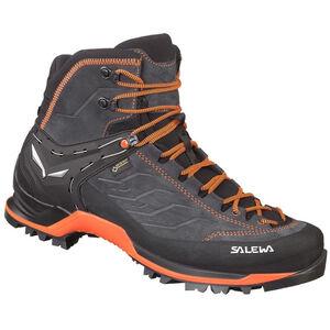 SALEWA MTN Trainer Mid GTX Schuhe Herren asphalt/fluo orange asphalt/fluo orange