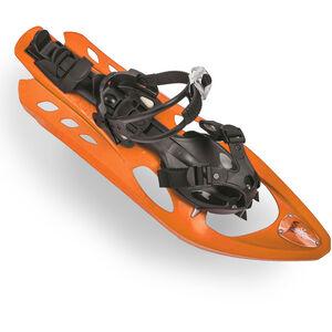 INOOK VXL Schneeschuhe mit Tasche orange orange