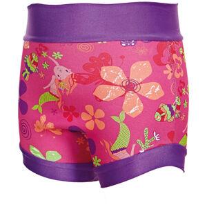 Zoggs Mermaid Flower Swimsure Baby Nappy Kinder pink/multi pink/multi