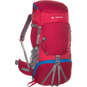 VAUDE Hidalgo 42+8 Backpack Kinder indian red indian red