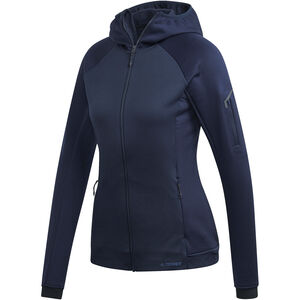 adidas TERREX Stockhorn Kapuzenjacke Damen legend ink legend ink