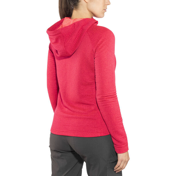 High Colorado Treviso Stretchjacke Damen raspberry pink