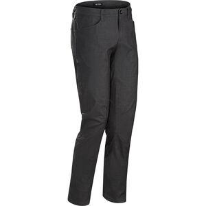 Arc'teryx A2B Commuter Pants Herren carbon fibre carbon fibre