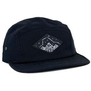 United By Blue Archer 5 Panel Hat black black
