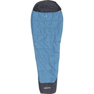 Nordisk Canute +10° Sleeping Bag M real teal/black real teal/black