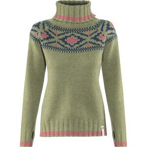 Devold Ona Round Sweater Damen lichen lichen