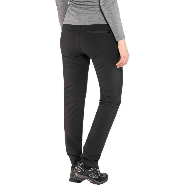 Maier Sports Helga Slim Stretch Pants Damen black