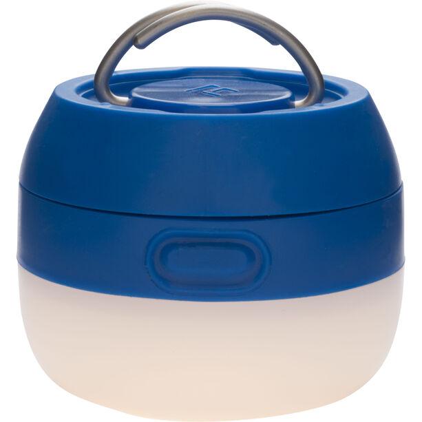 Black Diamond Moji Lamp process blue