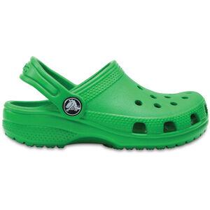 Crocs Classic Clogs Kinder grass green grass green