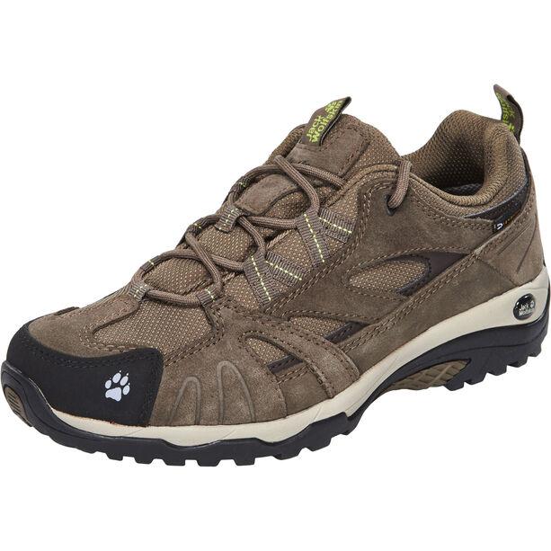 Jack Wolfskin Vojo Hike Texapore Hiking Shoes Low Cut Damen parrot green