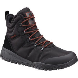 Columbia Fairbanks Omni-Heat Shoes Herren black/rusty black/rusty
