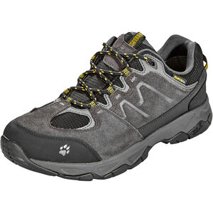 Jack Wolfskin MTN Attack 6 Texapore Low Shoes Herren burly yellow burly yellow