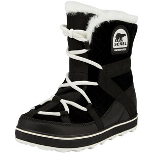 Sorel Glacy Expl**** Shortie Boots Damen black black