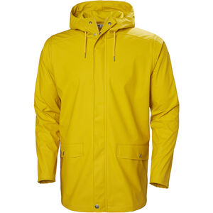 Helly Hansen Moss Regenmantel Herren essential yellow essential yellow