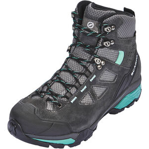 Scarpa ZG Lite GTX Schuhe Damen dark gray/icefall dark gray/icefall