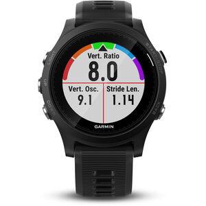 Garmin Forerunner 935 GPS Triathlon Uhr black black