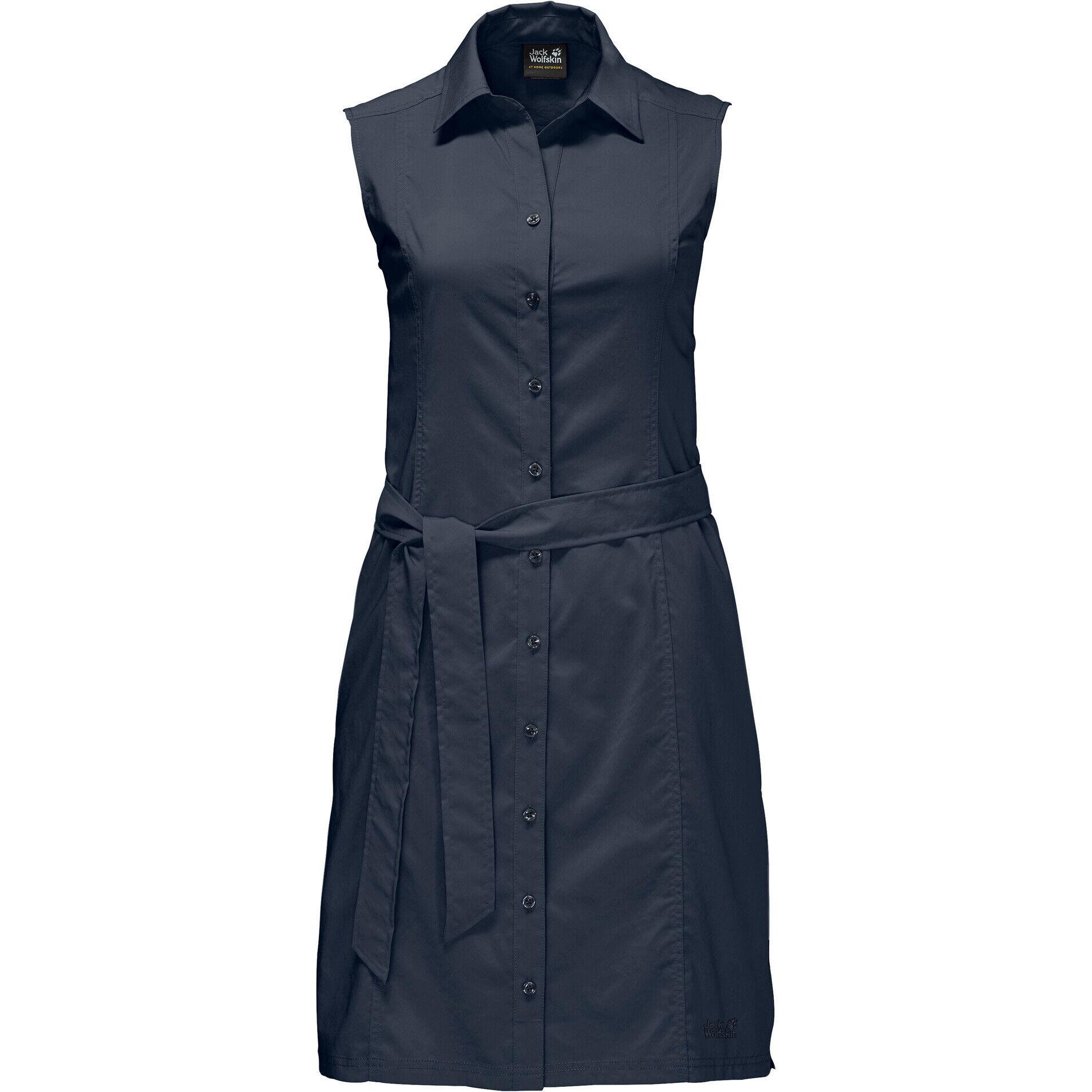 Jack Wolfskin Sonora Dress Damen midnight blue