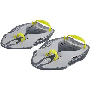 speedo Biofuse Power Paddles oxid grey/lime punch/cool grey oxid grey/lime punch/cool grey