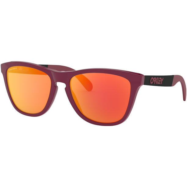 Oakley Frogskins Mix Sunglasses Damen vampirella/prizm ruby