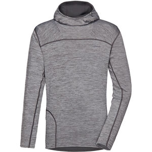 PYUA Pipe Hoodie Herren light grey melange light grey melange