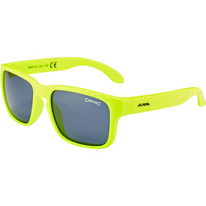 Alpina Mitzo Kids Brille Kinder neon yellow neon yellow
