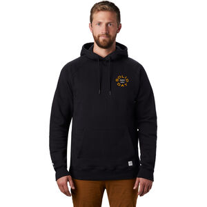 Mountain Hardwear Marrow Pullover Hoody Herren black black