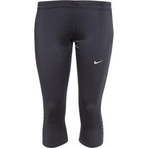 Nike Tech Capri Damen black/reflecive silver black/reflecive silver