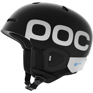 POC Auric Cut Backcountry Spin Helmet uranium black uranium black