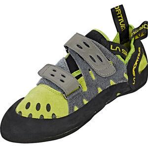 La Sportiva Tarantula Climbing Shoes Herren kiwi/grey kiwi/grey