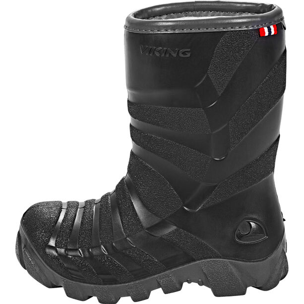 Viking Footwear Ultra 2.0 Boots Kinder black/grey