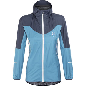 Haglöfs L.I.M Comp Jacket Damen blue fox/tarn blue blue fox/tarn blue