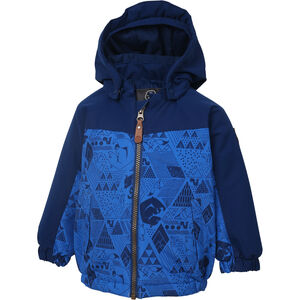 Color Kids Dion Mini Wattierte Jacke Kinder blue sea blue sea