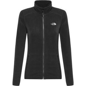 The North Face 100 Glacier Full-Zip Jacket Damen tnf black tnf black