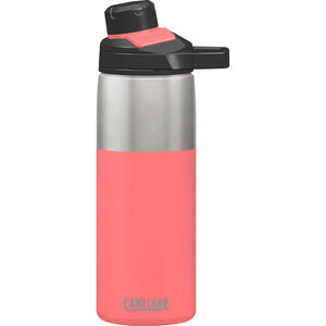 CamelBak Chute Mag Vacuum Insulated Stainless Bottle 600ml coral coral