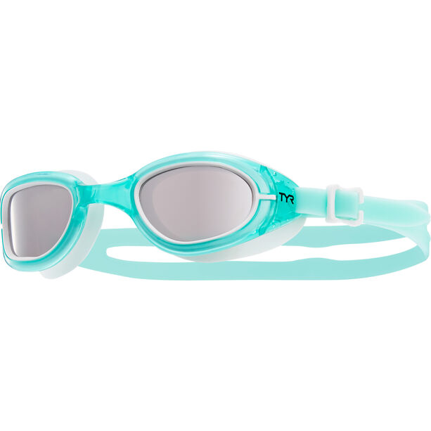 TYR Special Ops 2.0 Goggles Polarized Damen silver/mint