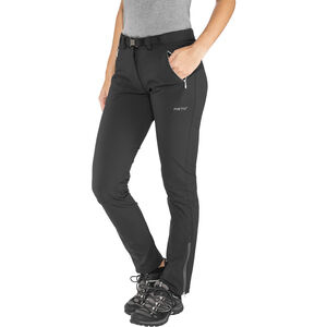 Meru Seis Strech Pants Damen black black