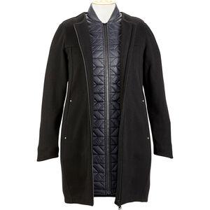 Alchemy Equipment Isolierender 3-in-1 Mantel Damen black black